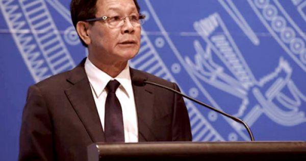 Liên tục triệu tập Trung tướng Phan Văn Vĩnh phục vụ điều tra trong vụ án đánh bạc nghìn tỷ