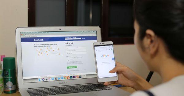 Bộ tài chính yêu cầu ngân hàng nhà nước chủ trì thu thuế facebook, google