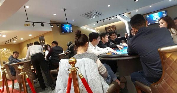 Hà Nội có dấu hiệu đánh bạc tại các CLB Poker
