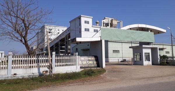 Cần 300 tỉ đồng để khôi phục nhà máy sô đa Chu Lai