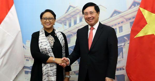 Indonesia - Việt Nam sớm mở rộng thị trường nhập khẩu trái cây