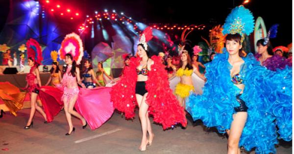 Chương trình Carnaval Hạ long 2018 thu hút hàng ngàn nghệ sĩ trong và ngoài nước
