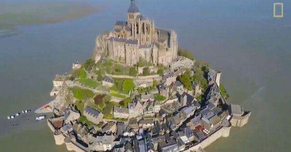 Mont Saint Michel, biểu tượng cổ kính của nước Pháp