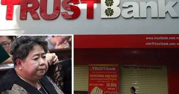 Hứa Thị Phấn trở thành nữ đại gia ngàn tỉ nhờ rút ruột Trustbank?