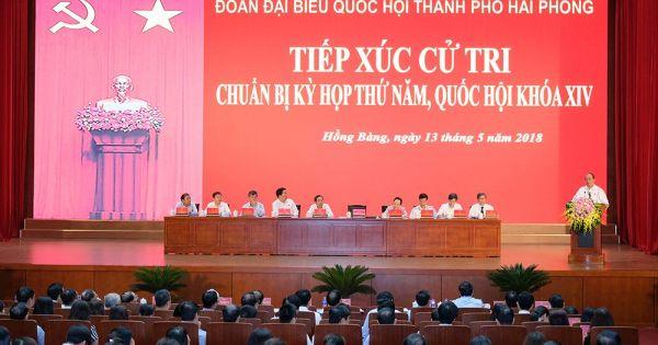 Tổng Bí thư: Chống tham nhũng, Đảng quyết tâm làm đến cùng, không bỏ lửng