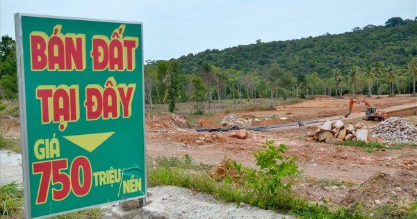 Kiên Giang: Chấn chỉnh công tác quản lý đất đai tại Phú Quốc