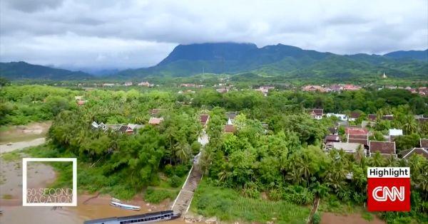 Khám phá cố đô Luang Prabang