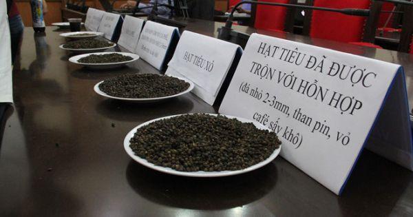 Bộ Nông nghiệp đã có kết quả xác minh vụ cà phê trộn lõi pin ở Đắk Nông