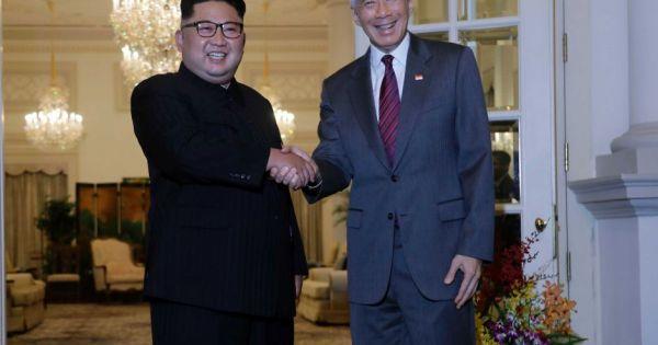 Lãnh đạo Triều Tiên và Tổng thống Mỹ đã đến Singapore chuẩn bị cho thượng đỉnh Mỹ - Triều