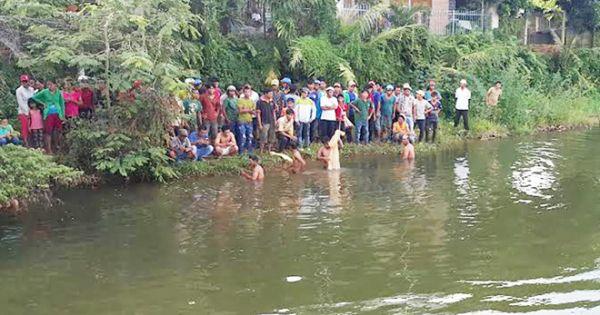 Nghệ An: Một học sinh lớp 6 tử vong do chụp ảnh tại hồ sâu