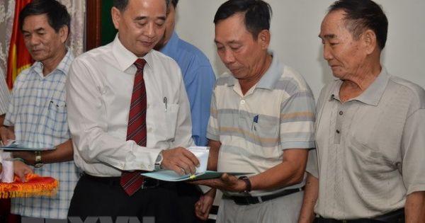 Hội Khmer - Việt Nam được đăng ký vào danh sách của Bộ Nội vụ Campuchia