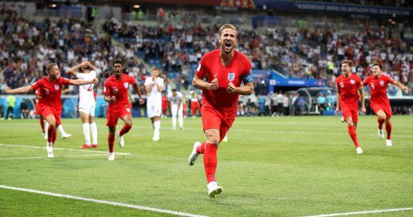 Tuyển Anh nhọc nhằn giành chiến thắng trước Tunisia ở phút bù giờ trận ra quân World Cup 2018