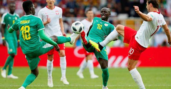 World Cup 2018: Senegal thắng sát nút Ba Lan