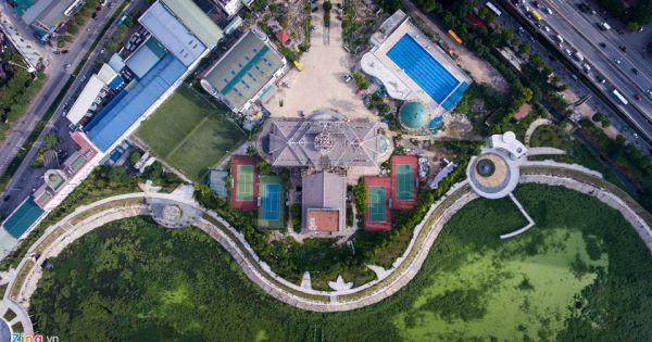 Công viên gần 300 tỷ đồng dở dang trên đất vàng Hà Nội