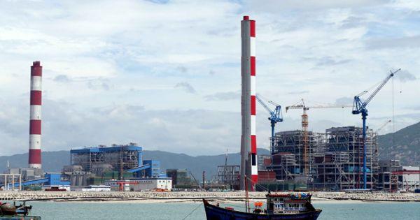 Trung Quốc đổ vốn vào nhiệt điện than Việt Nam