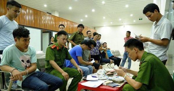 Sinh viên người Lào vận chuyển lượng lớn ma túy vào Hà Tĩnh