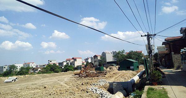 Bắc Ninh: Bán đất, thầu đất, thu tiền trái pháp luật tại nhiều dự án