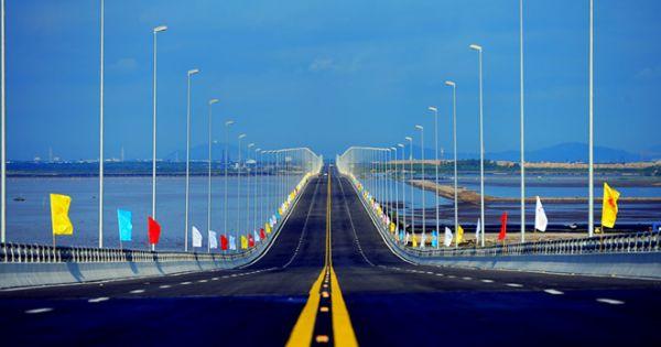 Hải Phòng đề xuất chi 7.000 tỷ xây thêm cầu vượt biển