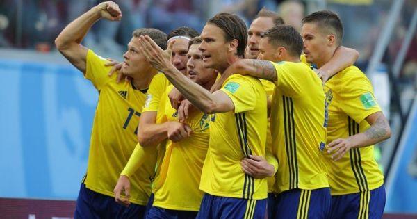 Điểm báo ngày 04/07/2018 :World Cup 2018: Thụy Điển lần đầu vào tứ kết sau 24 năm