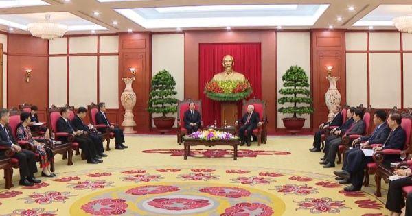 Điểm báo ngày 06/07/2018: Tổng Bí thư tiếp đoàn đại biểu Đảng Cộng sản Trung Quốc