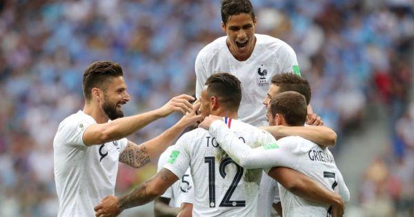 Điểm báo 07/07/2018: World Cup 2018 trận Pháp vs Uruguay 2-0: Chiến thắng thuyết phục, Pháp vào bán kết sau 12 năm chờ đợi