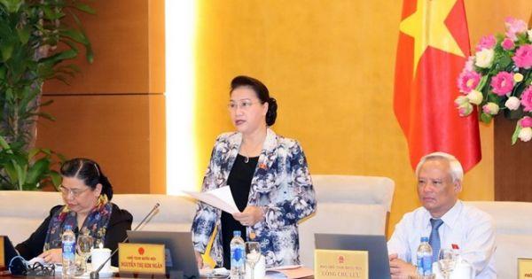 Điểm báo ngày 12/07/2018: Khai mạc Phiên họp thứ 25 của Ủy ban Thường vụ Quốc hội