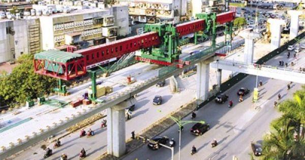 Kiến nghị kiểm điểm trách nhiệm liên quan dự án đường sắt Nhổn - Ga Hà Nội