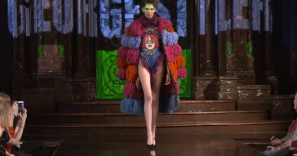 George Tyler | Fall Winter 2018/2019 Full Fashion Show | Exclusive