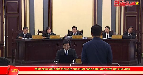Trầm Bê đã giúp sức tích cực cho Phạm Công Danh gây thiệt hại cho VNCB