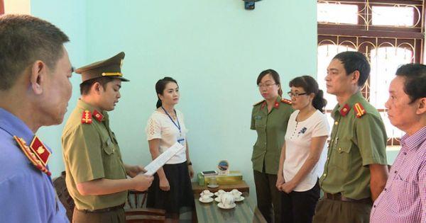 Gian lận điểm thi tại Sơn La: Khởi tố hàng loạt cán bộ Sở GD-ĐT