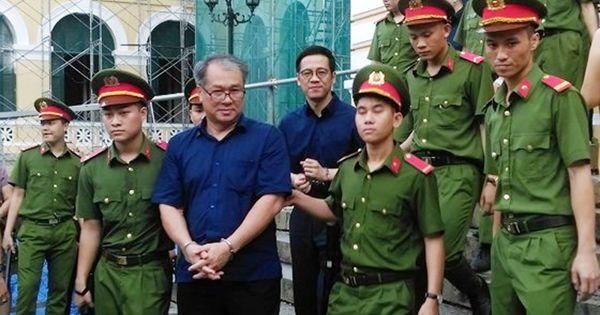 Điểm báo 07/08/2018: Phạm Công Danh bị tuyên hình phạt chung 30 năm tù