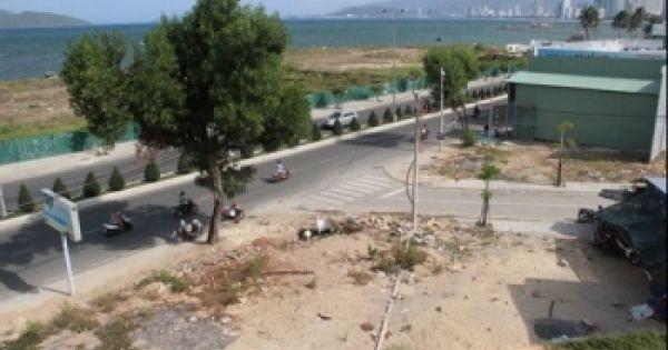 """Khánh Hòa chuyển """"đất vàng"""" gây tranh cãi thành công viên, bãi đỗ xe"""