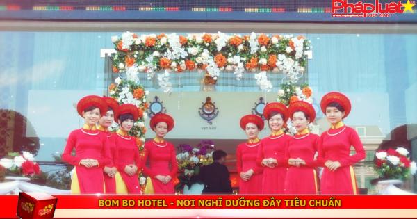 Bombo Hotel - Nơi nghỉ dưỡng đầy tiêu chuẩn
