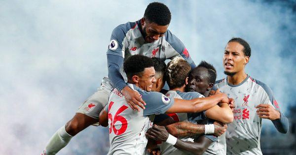 Bước ngoặt phạt đền, Liverpool vất vả giành 3 điểm trước Crystal Palace