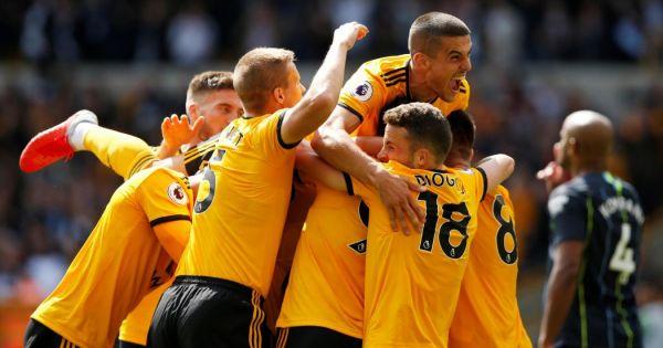 Thiếu may mắn, Man City bị cầm hòa trước Wolves
