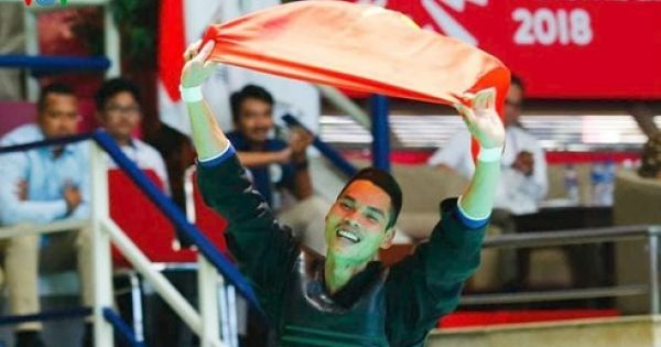ASIAD 2018: Nguyễn Văn Trí và Trần Đình Nam mang về cho Việt Nam 2 tấm HCV môn Pencak silat