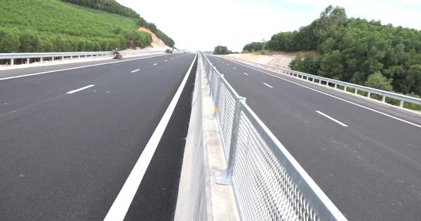 Ngày 2/9 chính thức thông xe tuyến cao tốc Đà Nẵng – Quảng Ngãi