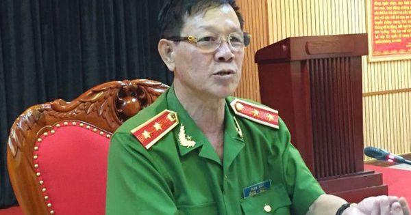 Điểm báo 01/09/2018: Truy tố cựu Tổng Cục trưởng Tổng cục Cảnh sát Phan Văn Vĩnh