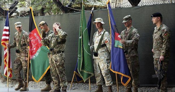 """Afghanistan: Thêm lính Mỹ thiệt mạng vì """"tấn công nội bộ"""""""