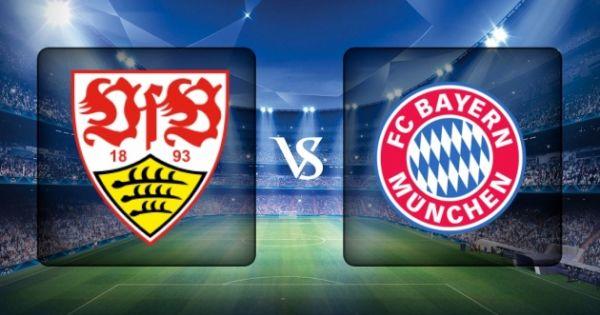 Tân binh tỏa sáng, Bayern Munich thắng áp đảo Stuttgart