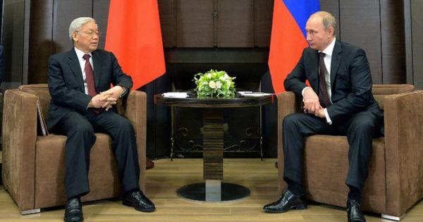 Điểm báo ngày 07/09/2018: Tổng Bí thư Nguyễn Phú Trọng hội đàm với Tổng thống LB Nga V.Putin