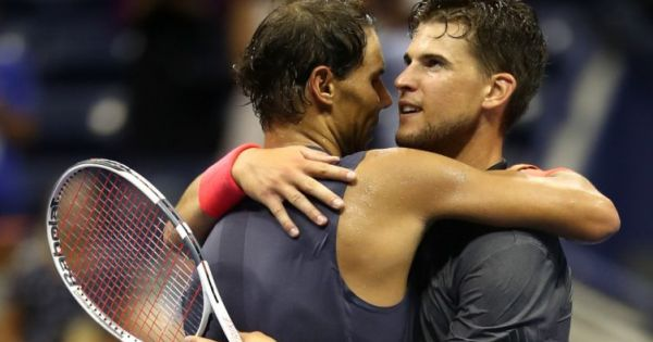 Rafael Nadal vất vả ngược dòng trước Dominic Thiem tại tứ kết US Open 2018
