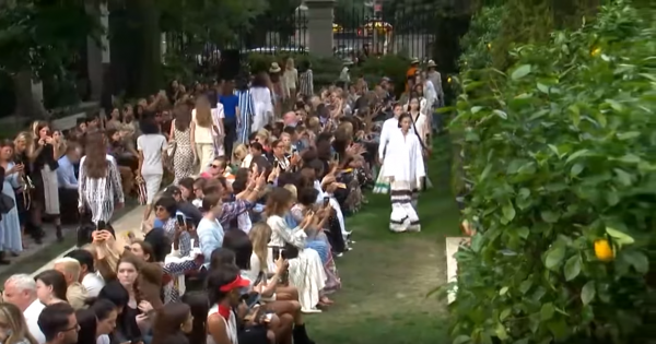 Tory Burch Spring Summer 2019 Full Fashion Show Exclusive