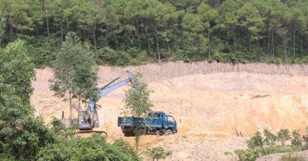 """Vụ """"Phá rừng đặc dụng để khai thác vàng"""": Cục Kiểm lâm vào cuộc"""