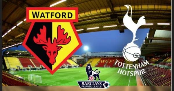 Watford gây bất ngờ khi ngược dòng đánh bại Tottenham
