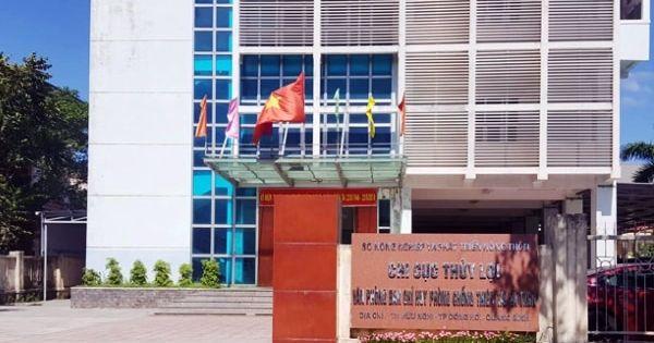 Chi cục Thủy lợi Quảng Bình bị yêu cầu kiểm điểm do bổ nhiệm cán bộ sai quy trình