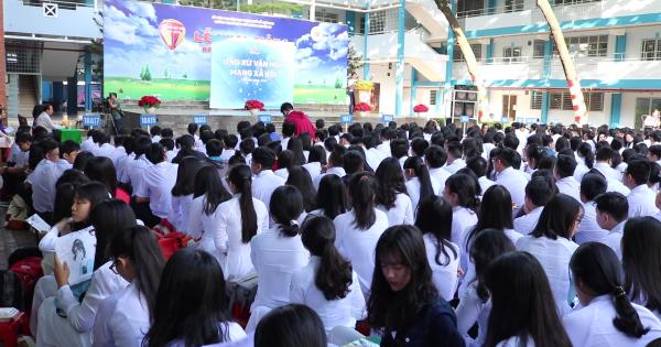 TPHCM triển khai chuỗi hoạt động trang bị kỹ năng cho học sinh đầu năm học mới