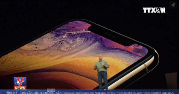 Apple trình làng iPhone thế hệ mới
