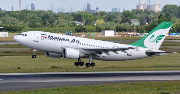 Mỹ trừng phạt hãng hàng không Thái Lan vì cáo buộc làm ăn với Iran