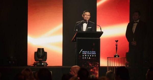 Doanh Nhân gốc Việt Mitchell Phạm- người Việt đầu tiên- người Châu Á định cư đầu tiên vừa nhận giải thưởng toàn quốc của New Zealand 2018